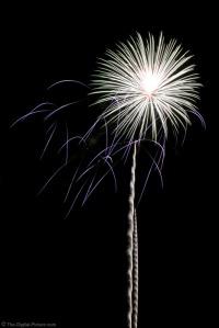 one firework
