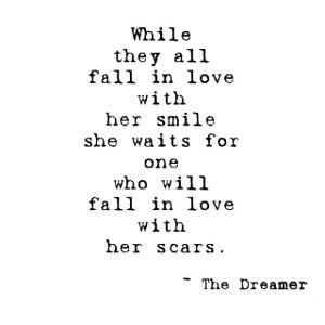 scars fall