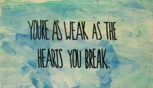 weak-heart