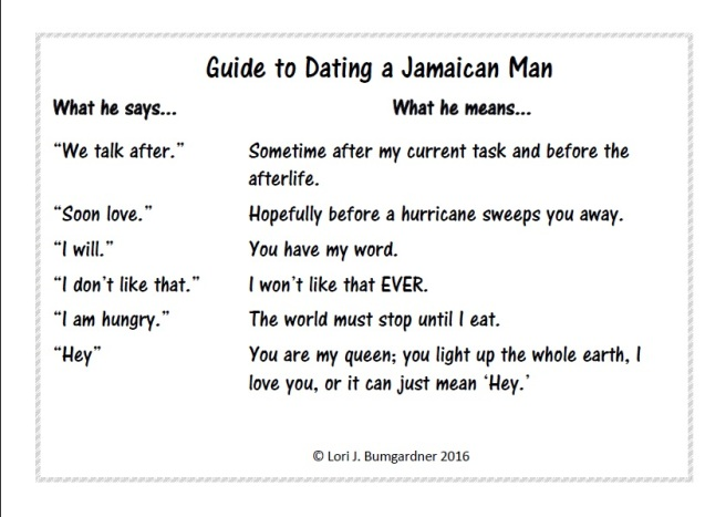 Guide to Dating A Jamaican Man